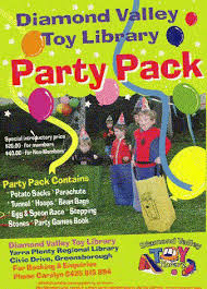 children party pack