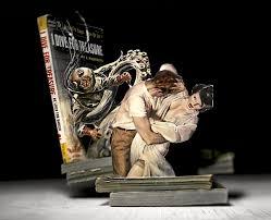 pulp paperbacks