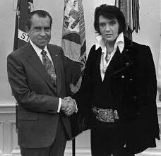 elvis and nixon photo