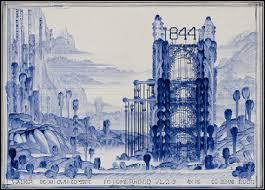 blueprints architecture