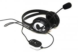 microsoft life chat headset