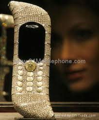 mobile phone diamond