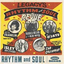 Various Artists - Legacy's Rhythm And Soul Revue