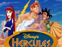 disney hercules series