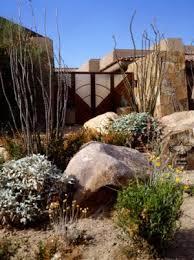 desert landscaping designs