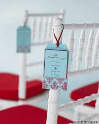 programs for weddings