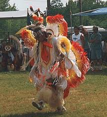 native american fancy dancing