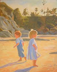 paintings of babies