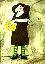 miss viola swamp costume