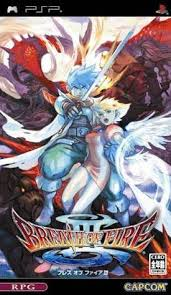 psp breath of fire 3