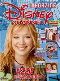 disney channel magazine