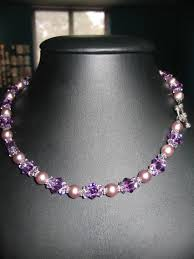 bead necklace patterns