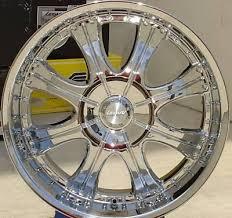 chrome car wheels