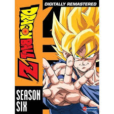 dbz season six