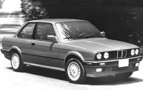bmw 3 series 1991