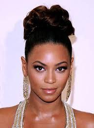 black hair styles 2008