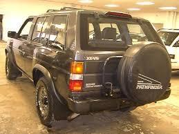 1995 nissan pathfinder xe