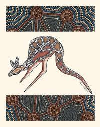 kangaroo art