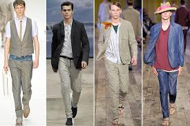men casual fashion