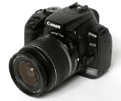 eos400d canon