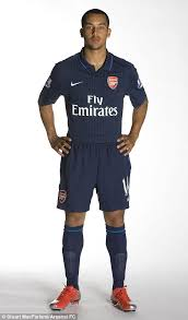 new arsenal shirt