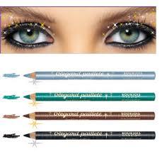 green eyeshadow brown eyes
