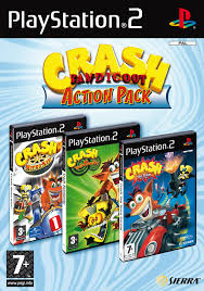 crash ps2 games