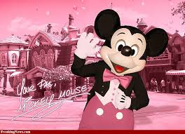 pink mickey