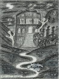 ghosts drawings