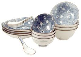 japanese dish set