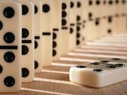 domino wallpaper