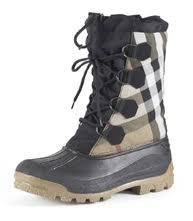 burberry winter boots