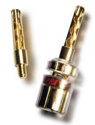loudspeaker connectors