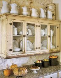 antique kitchen cupboards