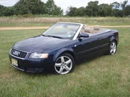 2004 audi a4 cabriolet