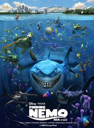 finding nemo posters