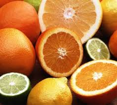 oranges grapefruit