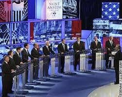 GOP Debate Open Thread