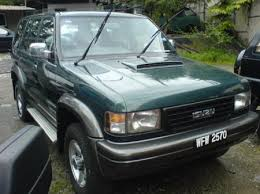 isuzu trooper 1997