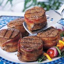 bacon wrapped filet