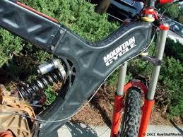 mountain bikes frames