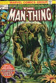 man thing comic