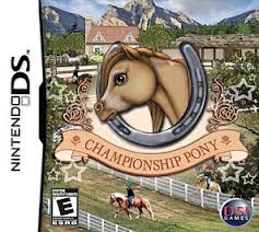 pony ds games