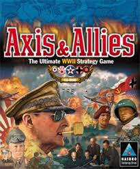axis & allies hasbro