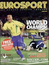 eurosport soccer magazine
