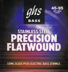 Precision com flatwounds novas Ghs