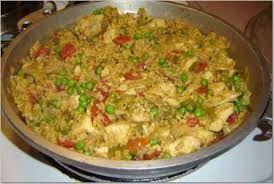 arroz de pollo
