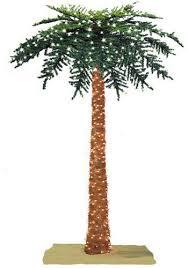 palm christmas trees