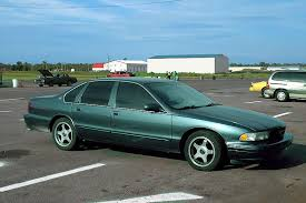 1996 chevy impala ss for sale