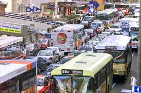 new zealand traffic